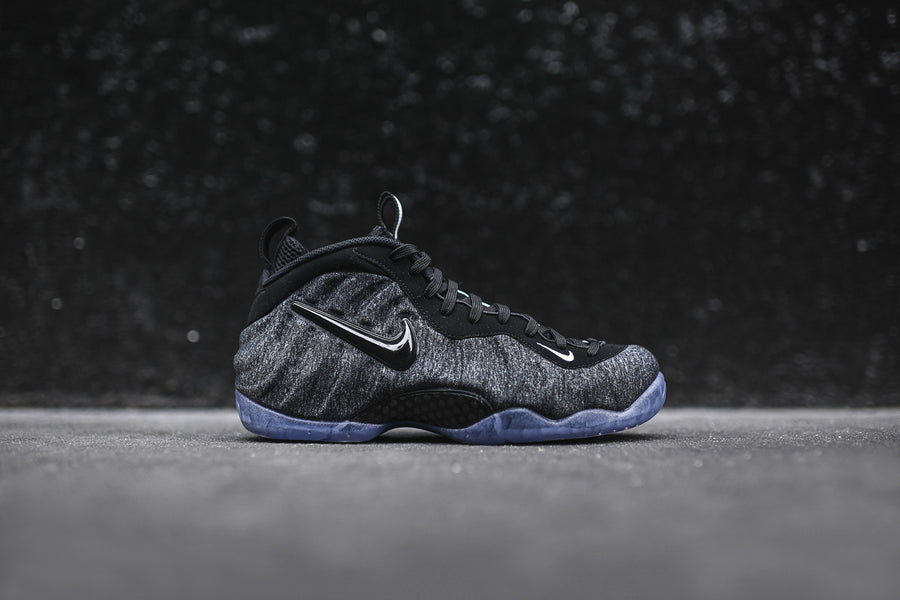 Nike Air Foamposite Pro - Grey / Black
