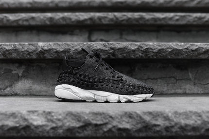 Nike Air Footscape Woven Chukka SE - Black