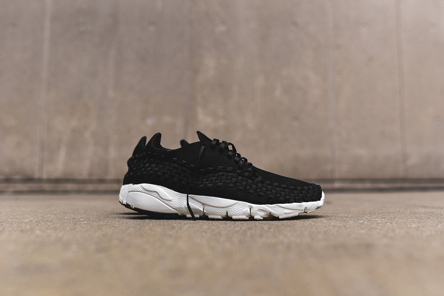 NikeLab Air Footscape Woven NM - Black