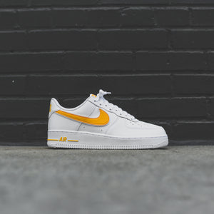 Nike Air Force 1 '07 3 - White / University Gold