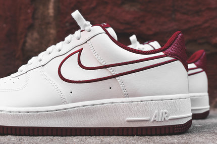 Nike Air Force 1 '07 - White / Red
