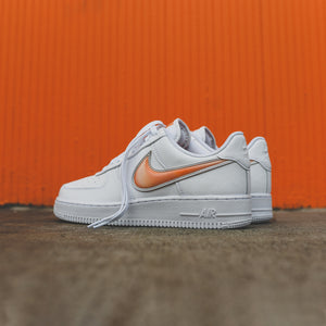 Nike Air Force 1 '07 LV8 3 - White / Orange Peel – Kith