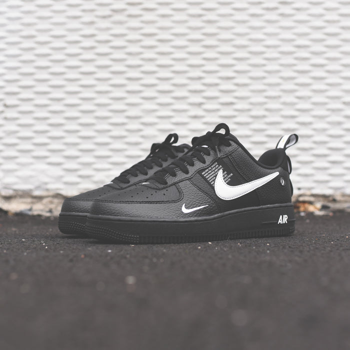 Nike Air Force 1 '07 Utility - Black / White