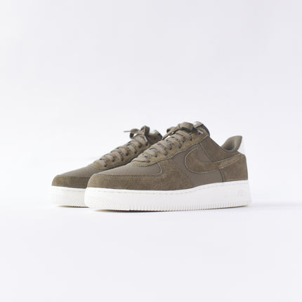 Nike Air Force 1 '07 Suede - Medium Olive