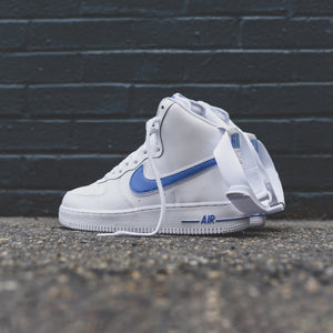 33933b2e0f3c3 Nike Air Force 1 High  07 3 - White   Photo Blue