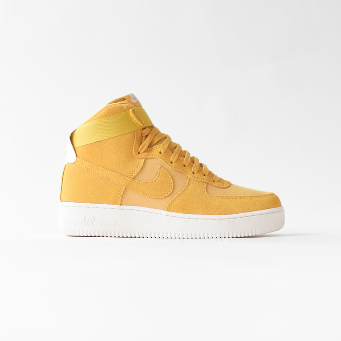 new product 37722 ddf0a ... official store nike air force 1 high yellow 2f176 7201c