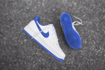 Nike Air Force 1 Low - White / Blue