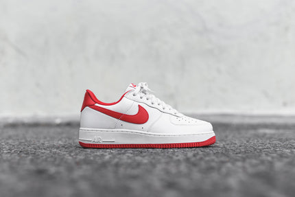 Nike Air Force 1 Low - White / Red