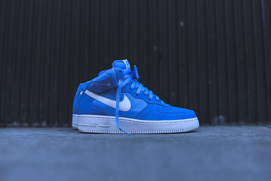 Nike Air Force 1 Mid - University Blue