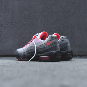 newest 23af3 ce4fa Nike Air Max 95 OG - White  Solar Red