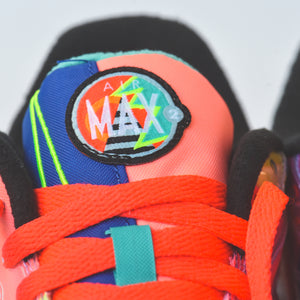 Nike x Atmos Air Max 2 Light - Black / Bright Crimson