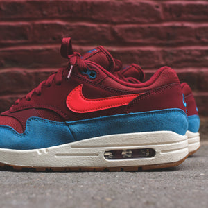 exquisite style online retailer special sales Nike Air Max 1 - Team Red / Orbit Green / Abyss White – Kith