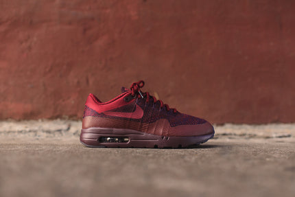Nike Air Max 1 Ultra Flyknit - Grand Purple / Burgundy