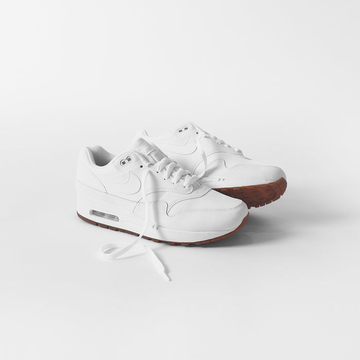 reputable site 84527 c2761 ... Nike Air Max 1 - White   Gum ...