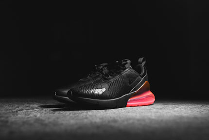 Nike Air Max 270 - Black / Hot Punch