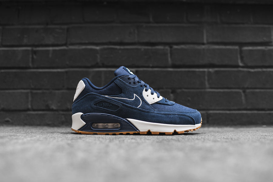 Nike Air Max 90 PRM - Navy