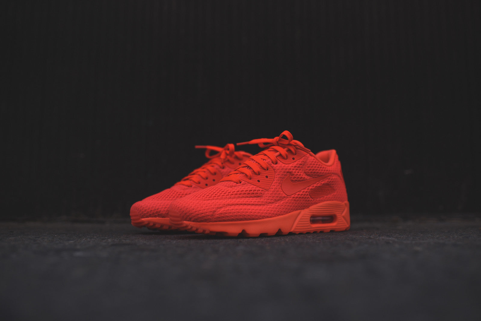 Nike Air Max 90 Ultra BR - Total Crimson