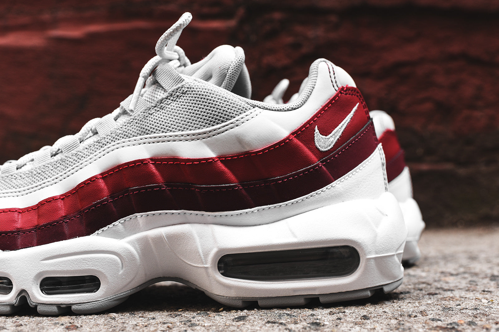nike air max 95 essential red