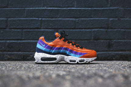 Nike Air Max 95 PRM - Orange / Multi / White