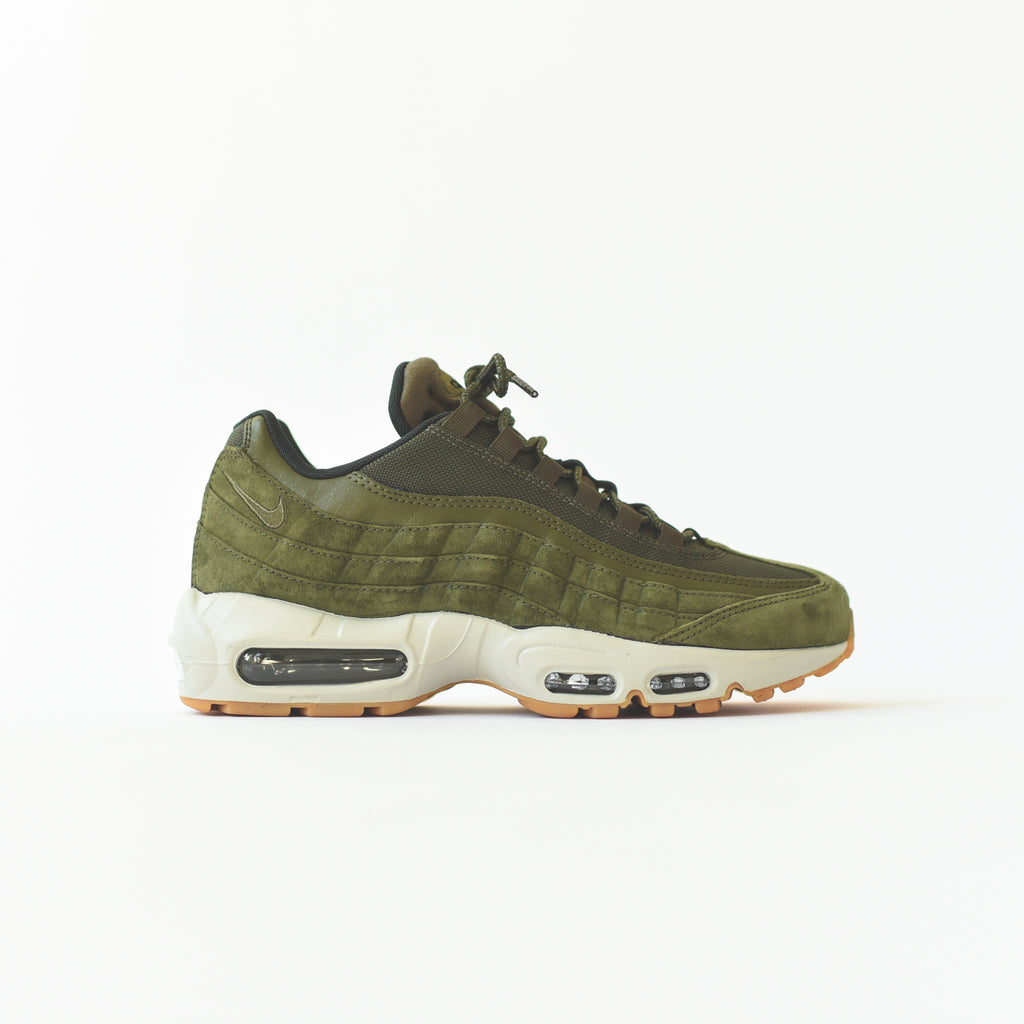 b6950be3c9 Nike Air Max 95 SE - Olive Canvas / Sequoia – Kith