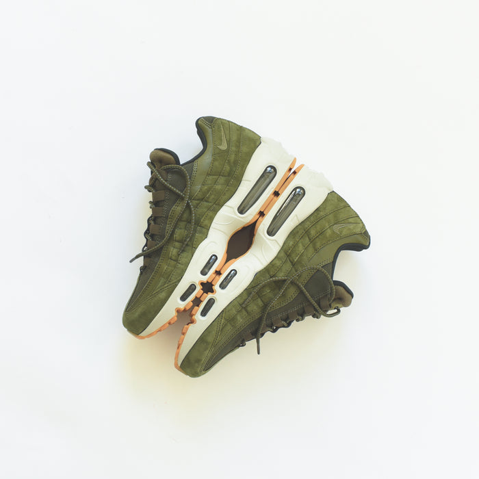 Nike Air Max 95 SE - Olive Canvas / Sequoia