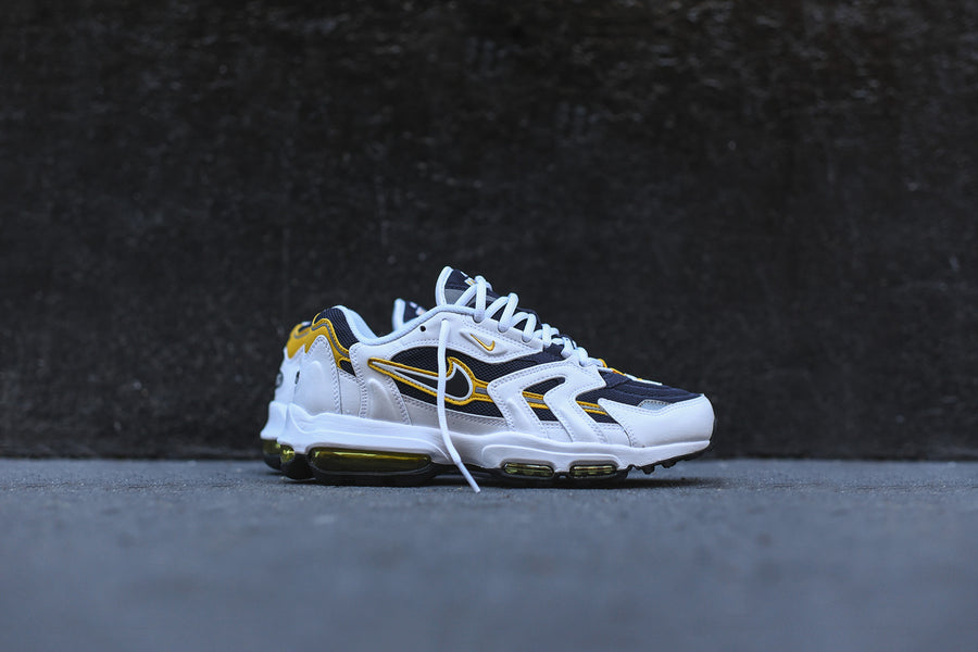 Nike Air Max 96 II XX - White / Navy / Gold