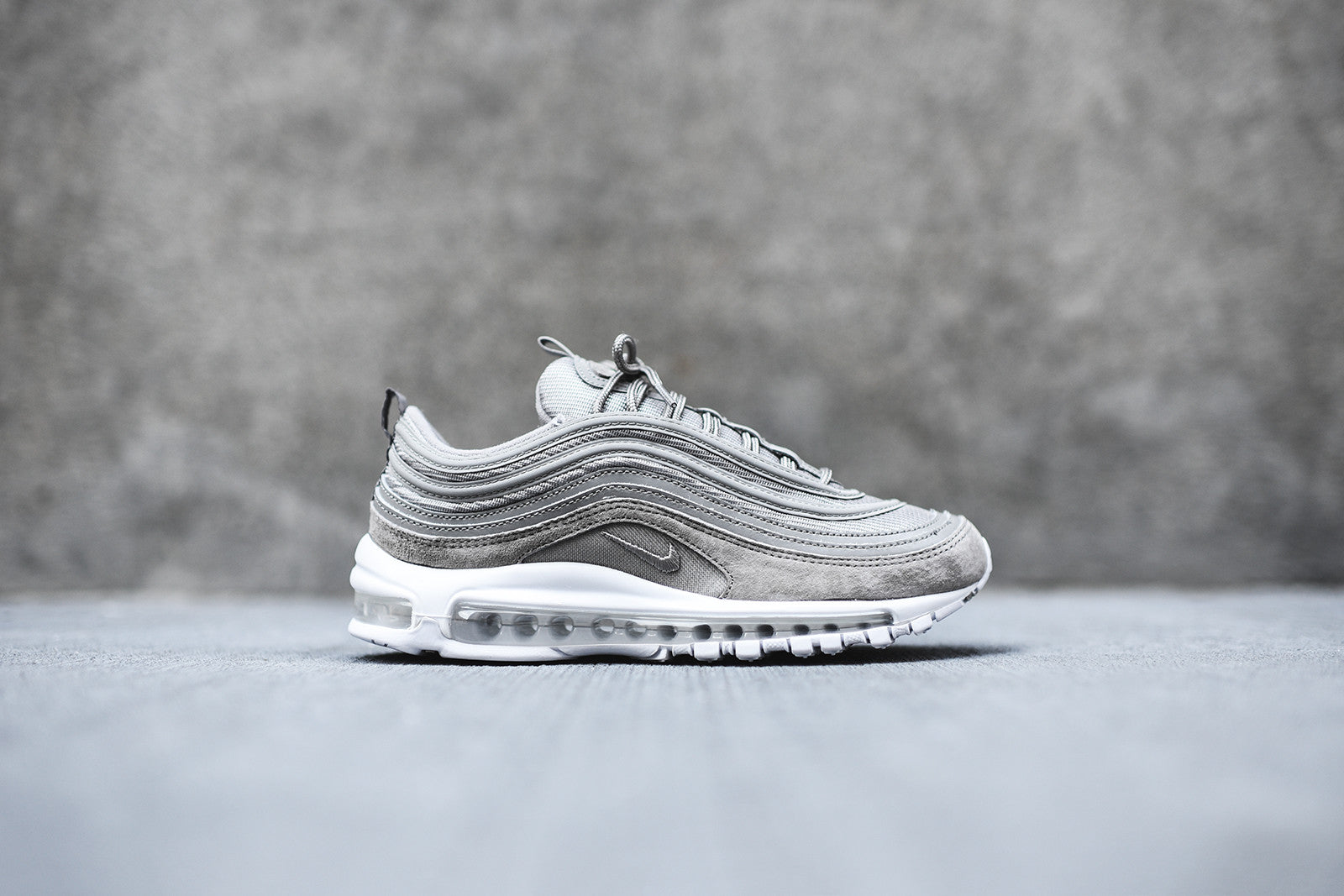 Nike Air Max 97 PRM - Cobblestone / White