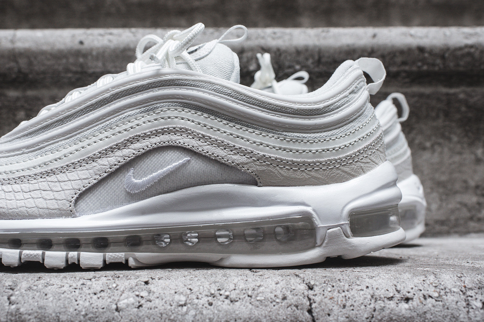 Nike Air Max 97 PRM - Triple White