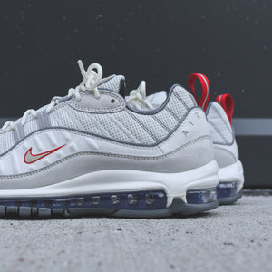 unique design better speical offer Nike Air Max 98 - Summit White / Metallic Silver – Kith