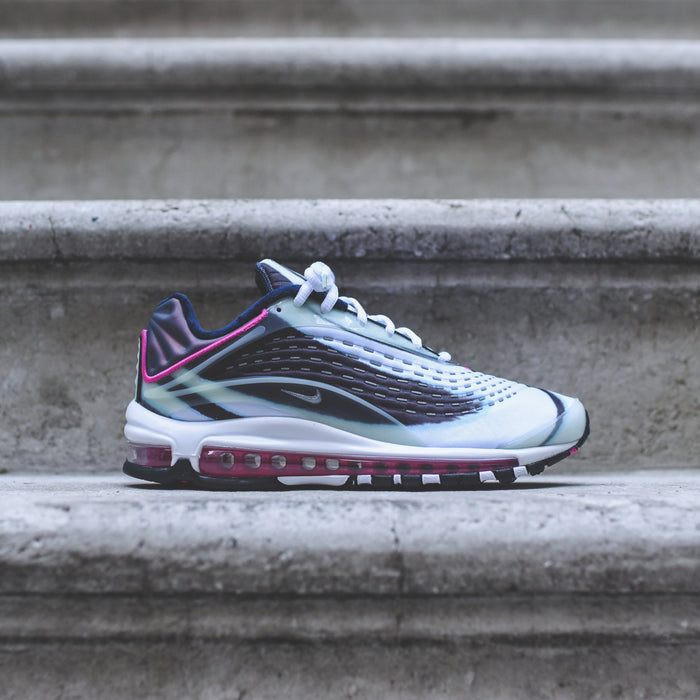 Nike Air Max Deluxe - White / Green