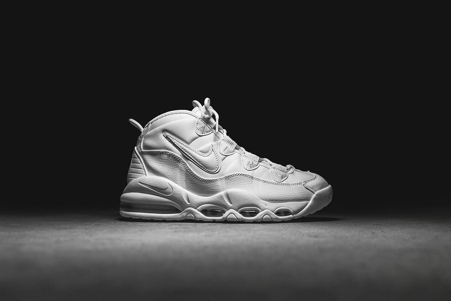 Nike Air Max Uptempo '95 - Triple White
