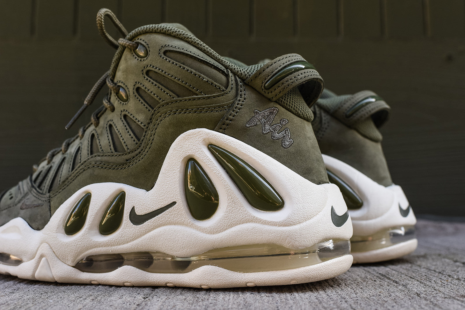 great quality price reduced huge discount Nike Air Max Uptempo 97 QS - Urban Haze