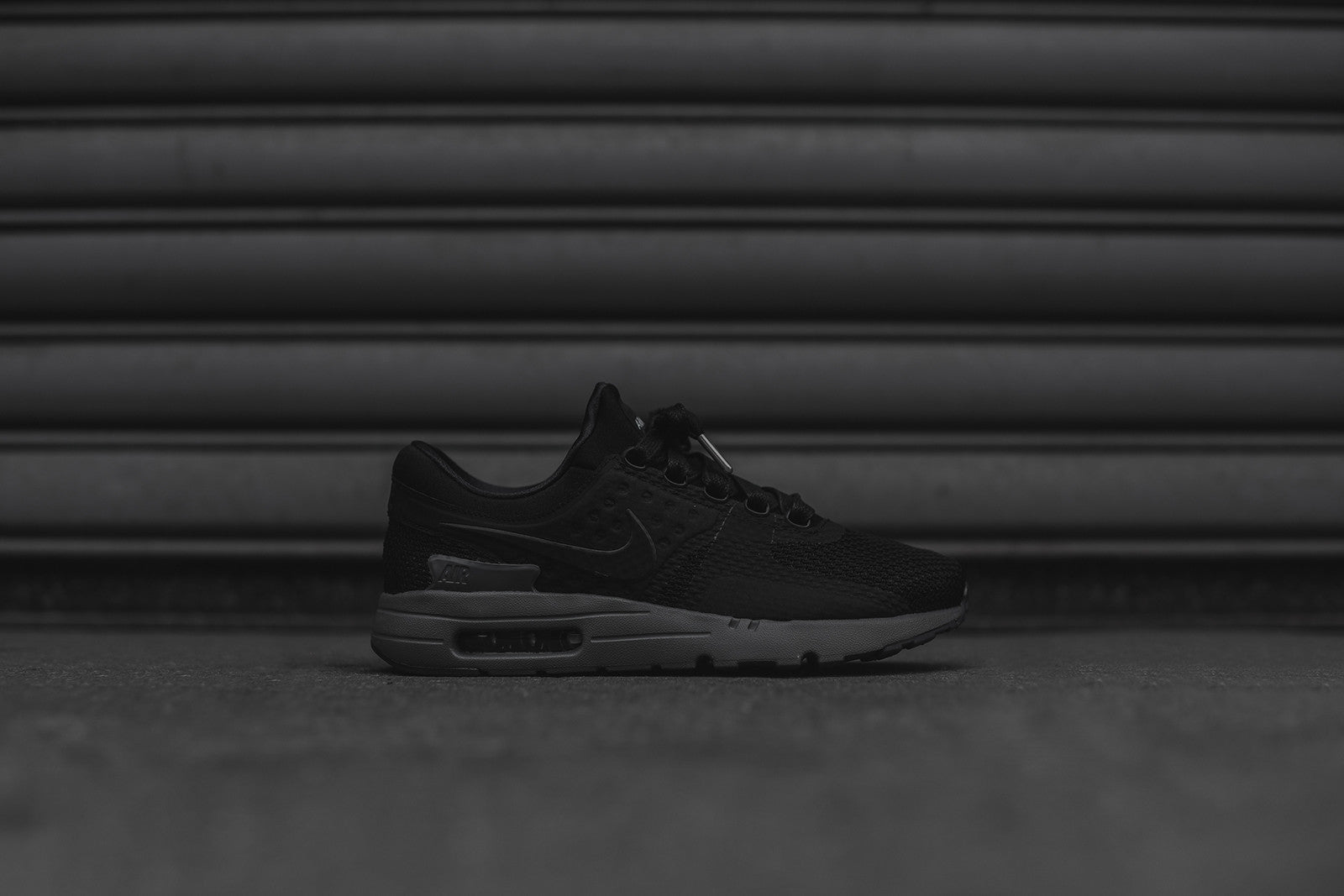 Nike Air Max Zero QS - Triple Black