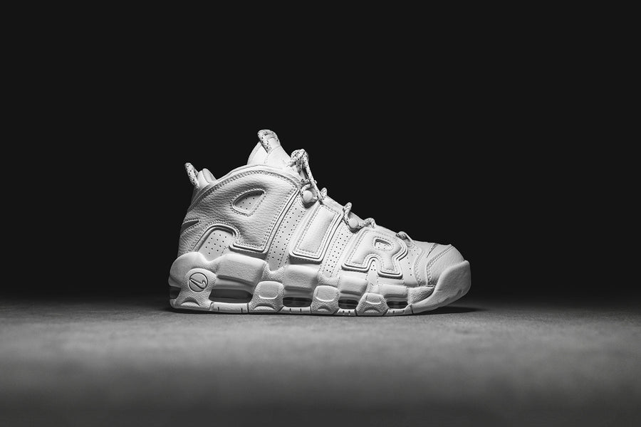 Nike Air More Uptempo '96 - Triple White