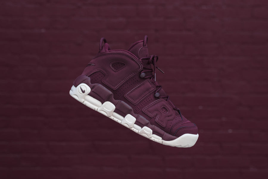 Nike Air More Uptempo '96 QS - Bordeaux