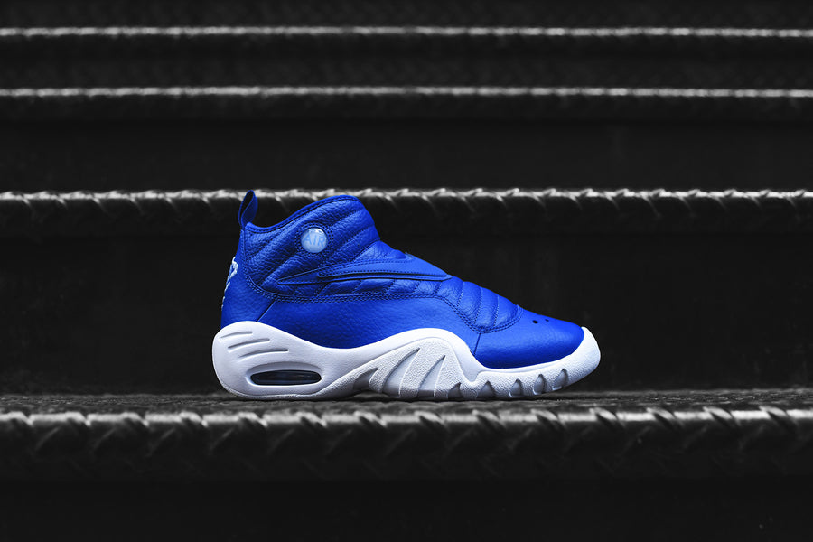 Nike Air Shake NDestrukt - Blue / White