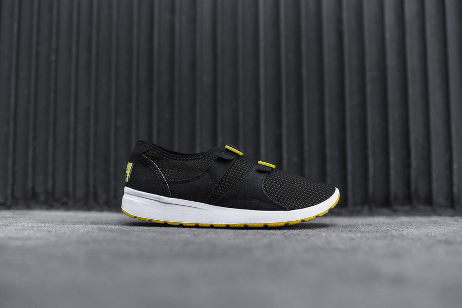Nike Air Sock Racer OG - Black / Tour Yellow / White
