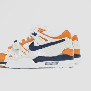 Nike Air Trainer 3 - White / Midnight Navy / Ginger / Light Bone