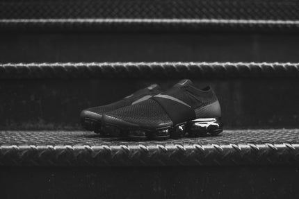 buy online b2302 22685 Nike Air VaporMax FK Moc - Triple Black – Kith