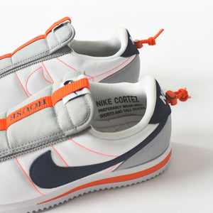 info for a666a aabae Nike x Kendrick Lamar Cortez Basic Slip - White / Thunder ...