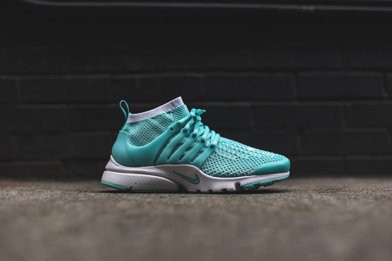 3d3ae250629f Nike WMNS Air Presto Ultra Flyknit - Hyper Turquoise – Kith