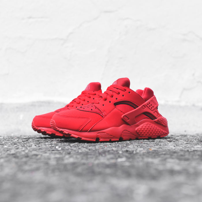 Nike Grade School Huarache Run - University Red