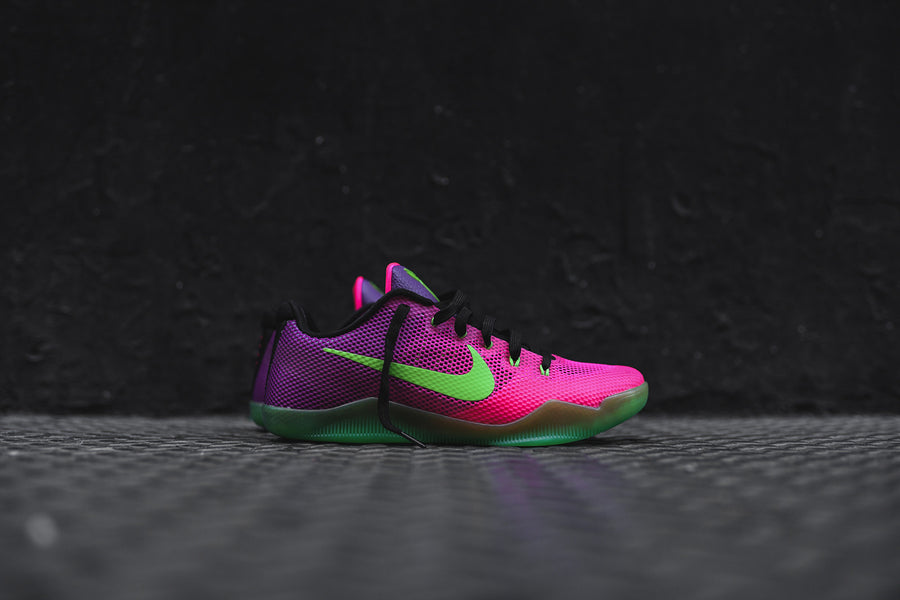 Nike Kobe Mambacurial - Pink / Purple / Green