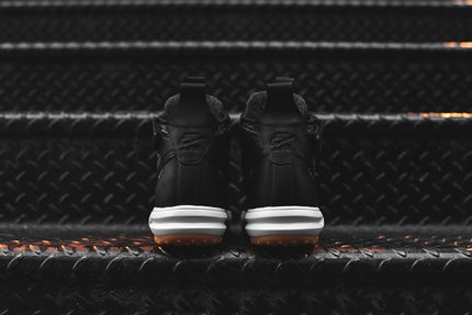 Nike Lunar Force 1 Flyknit Workboot - Black