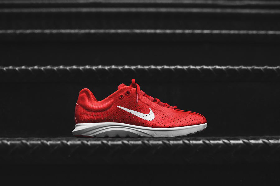 Nike Mayfly Lite BR - Red / White