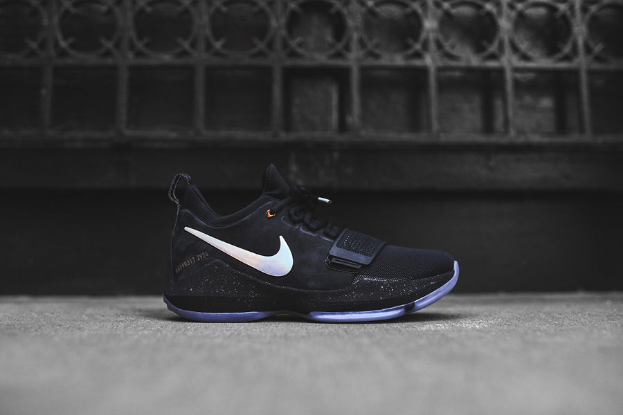 Nike PG 1 Shine - Black / Multi