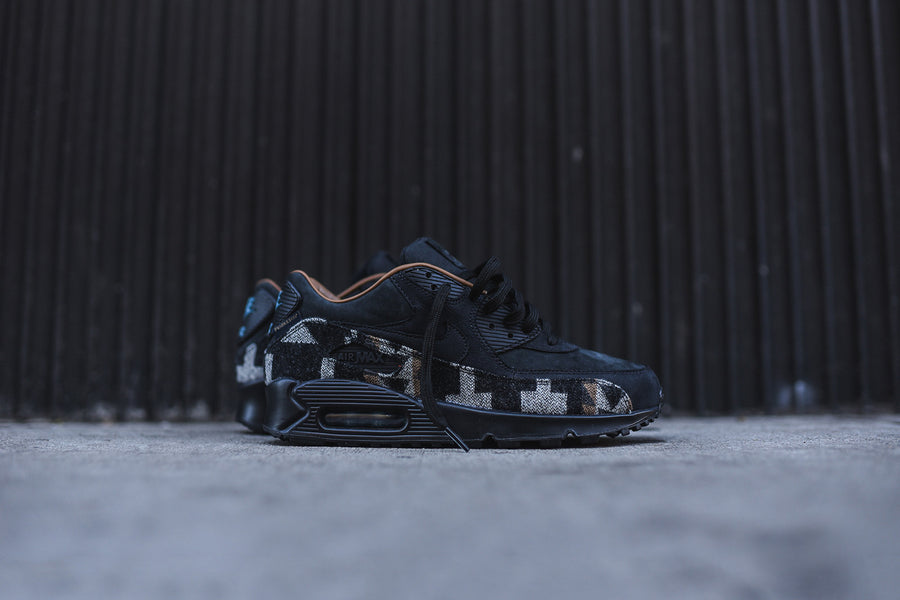 Nike Pendleton Air Max 90 QS - Black / Blue