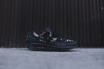 Nike Pendleton Air Max 1 QS - Black / Blue