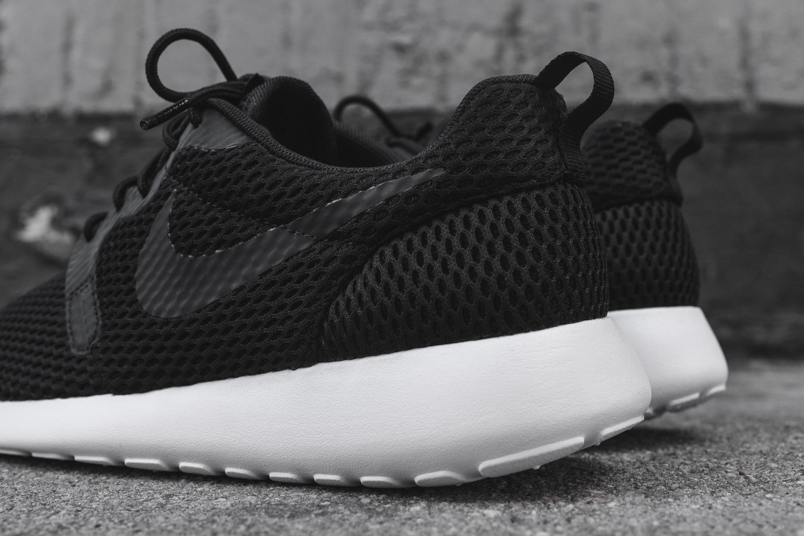 Roshe One Hyperfuse Black
