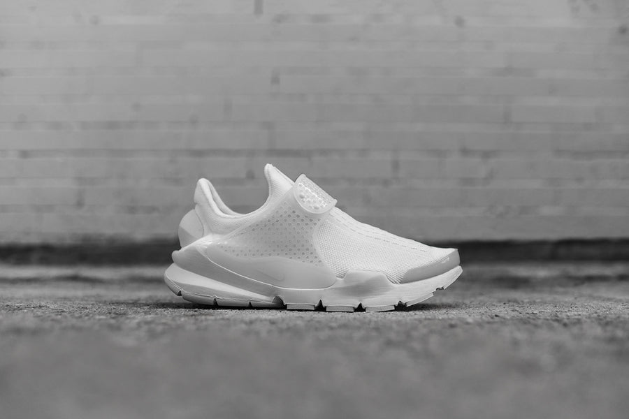 Nike Sock Dart - Triple White
